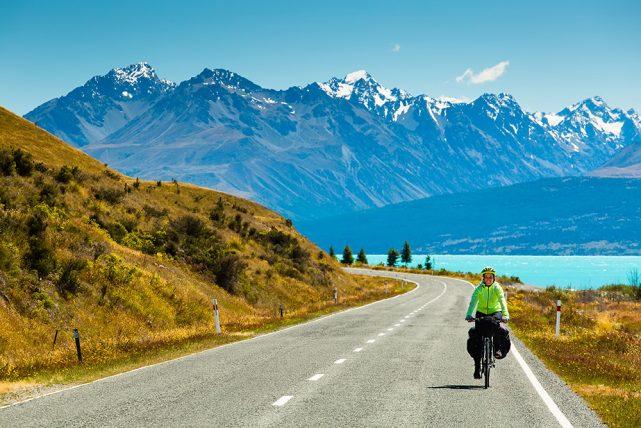 Nieuw-Zeeland-fietsvakantie